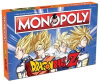 Monopoly: Dragon Ball Z Edition