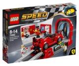LEGO Speed Champions: Ferrari FXX K & Development Center (75882)