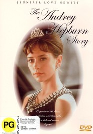 The Audrey Hepburn Story on DVD image