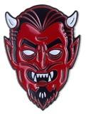 Sourpuss: Kustom Kreeps - Creepy Devil Enamel Pin