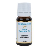 Dolphin Clinic Essential Oils - Lemon (10ml)