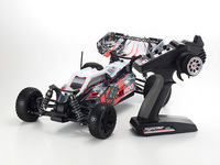 Kyosho 1/10 EP 4WD Readyset Fazer Dirt Hog Type 2 - (Red)