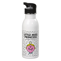 Mr Men Lil Miss Princess Waterbottle