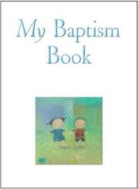 My Baptism Book (Gift Edition) by Sophie Piper image