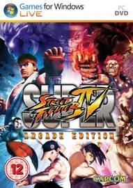 Super Street Fighter IV Arcade Edition for PC