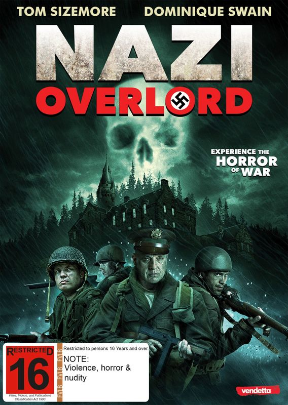 Nazi Overlord on DVD