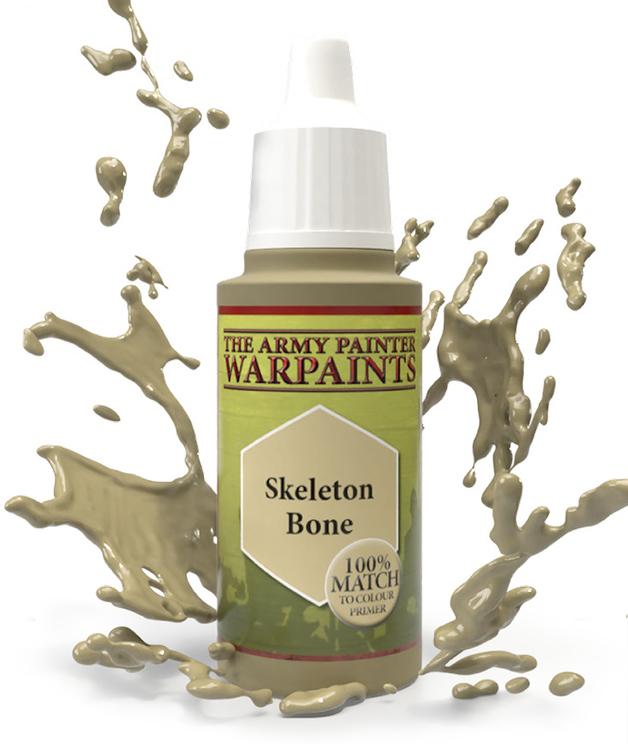 Army Painter: Warpaints - Skeleton Bone