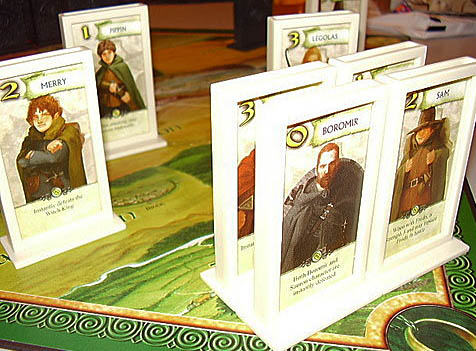 Lord of the Rings: The Confrontation Deluxe Edition image