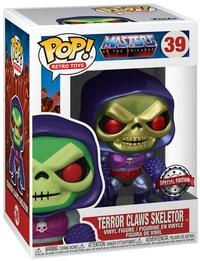 MotU: Skeletor (with Terror Claws) - Pop! Vinyl Figure