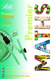 KS2 Premier - Maths (8-9) by Paul Broadbent image