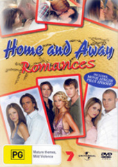 Home & Away - Romances on DVD
