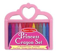 Melissa & Doug: Princess Crayon Set