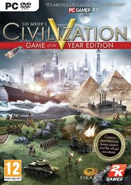 Sid Meier's Civilization V Game of the Year Edition for PC Games