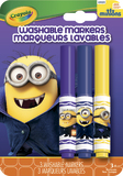 Gone Batty Minions Pip-Squeaks Markers