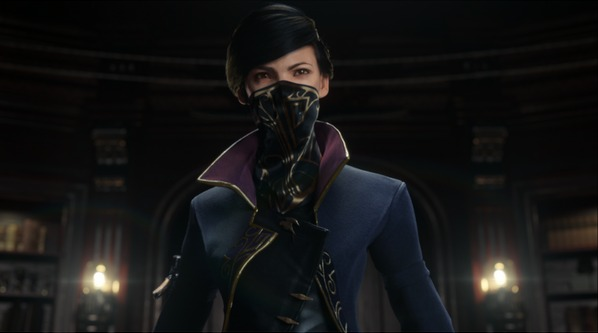 Dishonored 2 for PS4 image