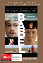Babel - Collector's Edition (2 Disc Set) on DVD