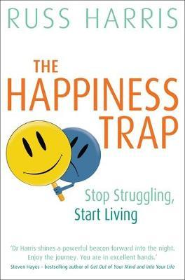 The Happiness Trap by Russ Harris image
