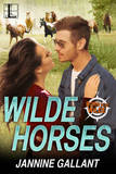 Wilde Horses by Jannine Gallant