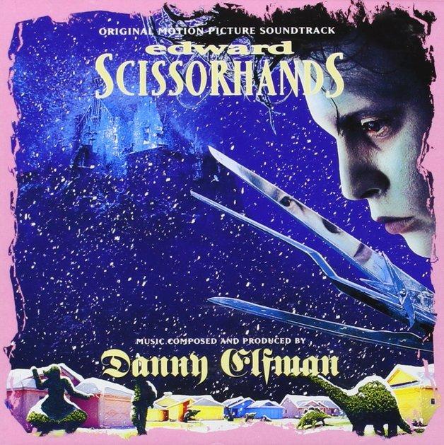 Edward Scissorhands Original Soundtrack (LP) by Soundtrack / Various