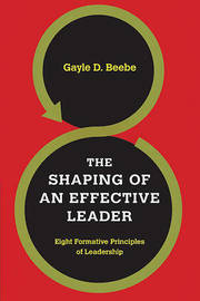 The Shaping of an Effective Leader by Gayle D Beebe