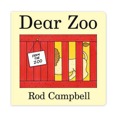 Dear Zoo by Rod Campbell image