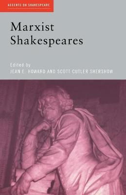 Marxist Shakespeares by Jean E Howard image