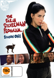 The Sarah Silverman Program: Series 1 on DVD