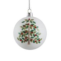 Bejewelled Tree Christmas Bauble