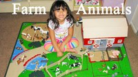 Schleich : Farm World Playmat