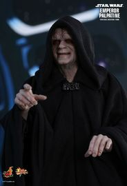 "Star Wars: Emperor Palpatine - 12"" Articulated Figure"
