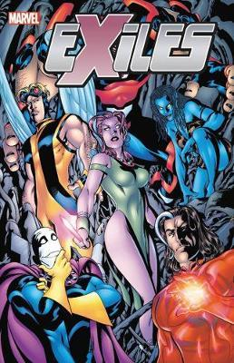 Exiles: The Complete Collection Vol. 1 by Judd Winick