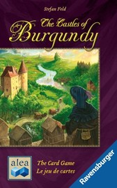 The Castles of Burgundy - The Card Game image