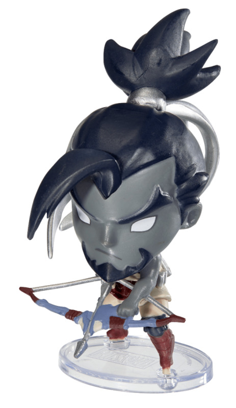 Overwatch: Cute but Deadly - Demon Hanzo Figure