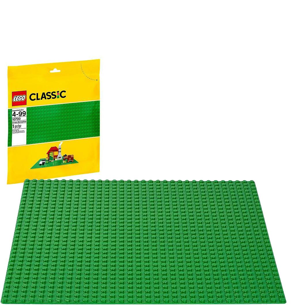 LEGO Classic: Green Baseplate (10700) image