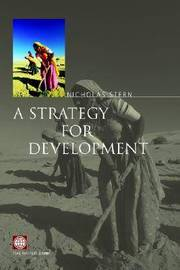 A Strategy for Development by Nicholas Stern