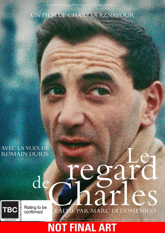 Aznavour By Charles on DVD