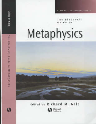 The Gale: Blackwell Guide to Metaphysics image
