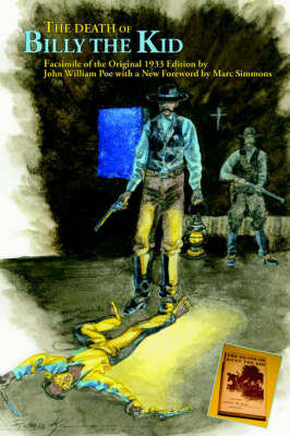 The Death of Billy the Kid by John, William Poe image