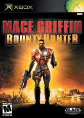 Mace Griffin: Bounty Hunter for Xbox