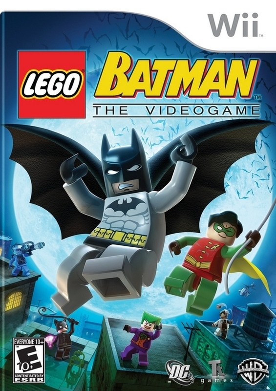 LEGO Batman: The Videogame for Wii
