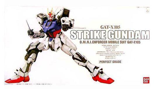 PG 1/60 Strike Gundam Model Kit