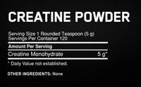 Optimum Nutrition Creatine Micronised Powder (600g) image