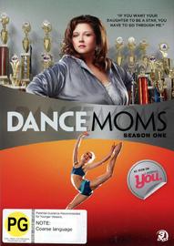 Dance Moms - Season One on DVD
