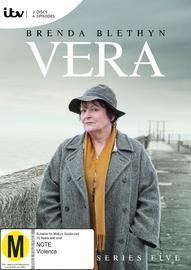 Vera Season 5 on DVD