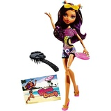 Monster High: Gloom Beach Doll Wave 1 - Clawdeen Wolf