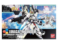 Gundam 1/144 HGBF Lunagazer Gundam Model Kit