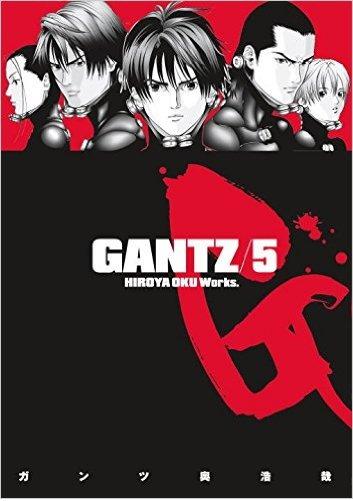 Gantz: v. 5 by Hiroya Oku