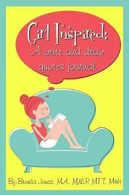 Girl Inspired by Brenda M Jones