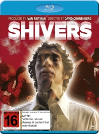 Shivers on Blu-ray image