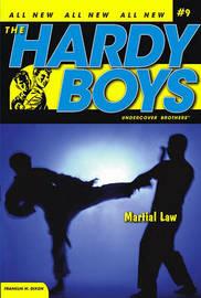Martial Law by Franklin W Dixon image